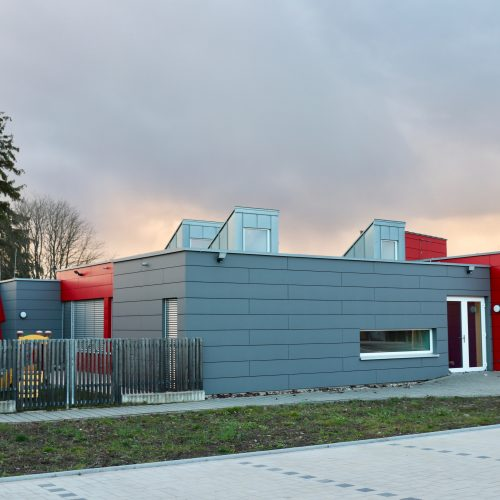 Anbau Kindergarten