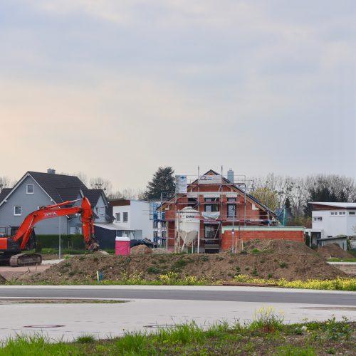 """Realisierung des neuen Wohnbaugebiets """"Kleiner Allmendteiler II"""""""