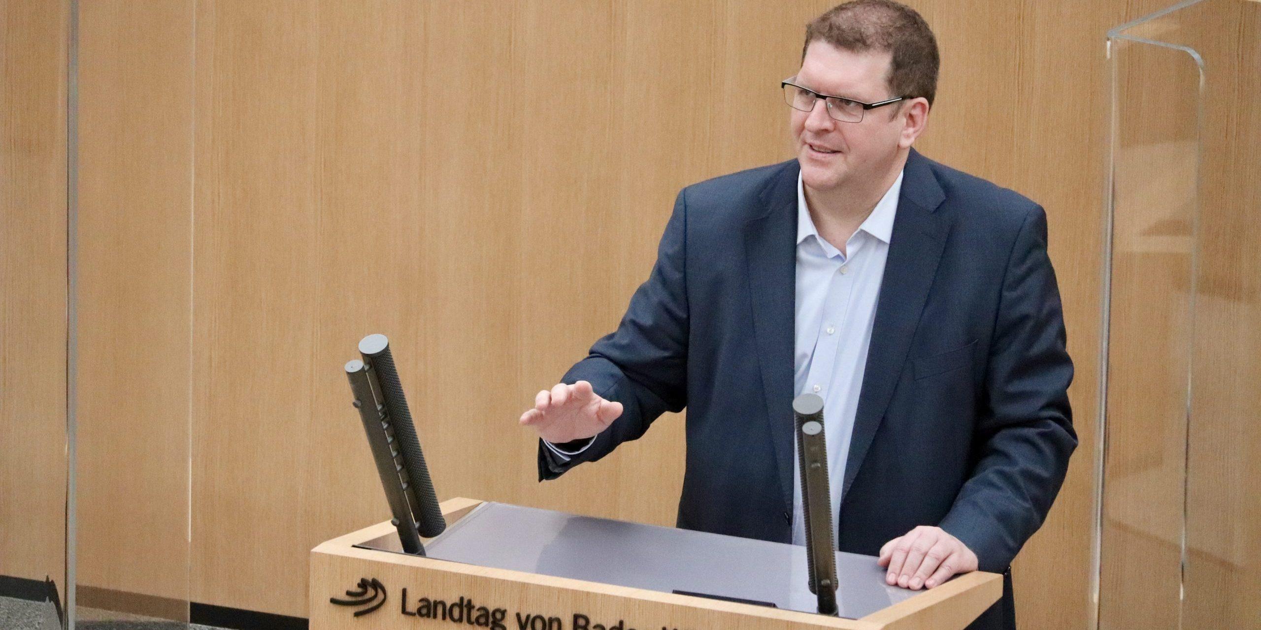 Dr. Alexander Becker neuer bildungspolitischer Sprecher