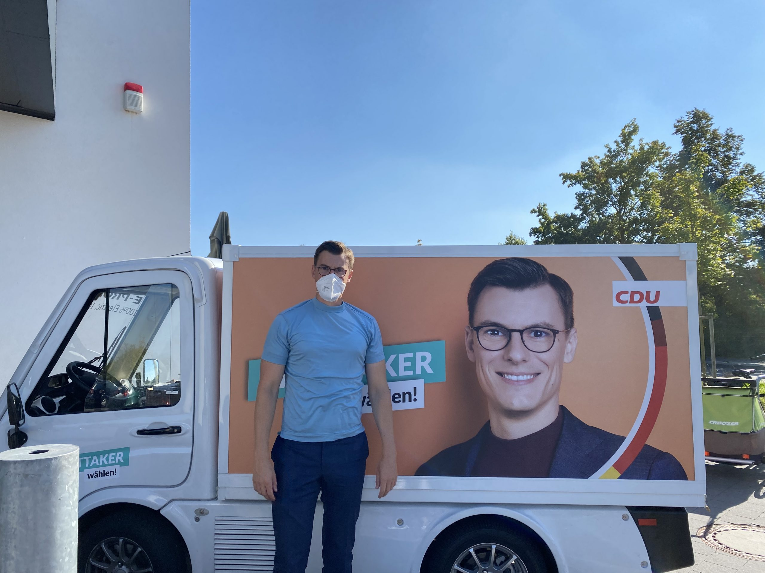 Wahlkampfendspurt in Elchesheim-Illingen