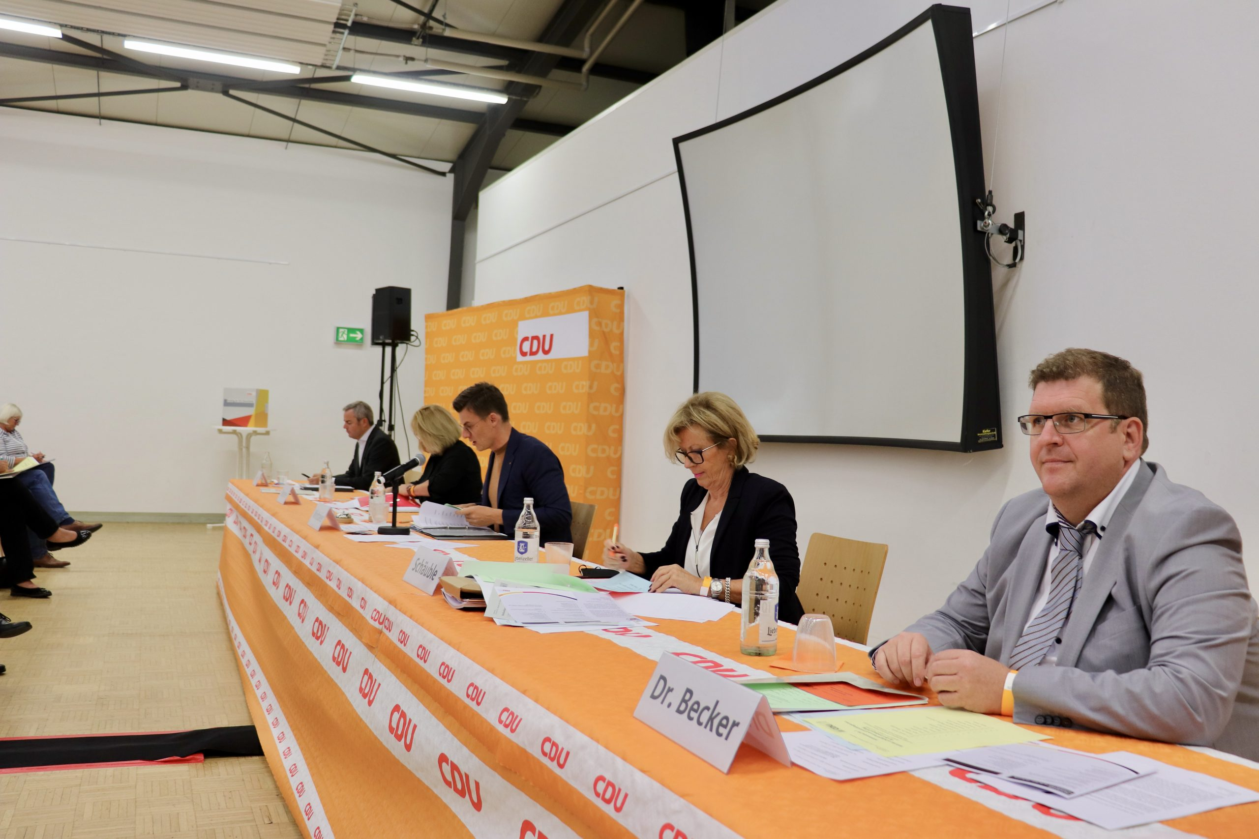 Erfolgreicher CDU-Kreisparteitag